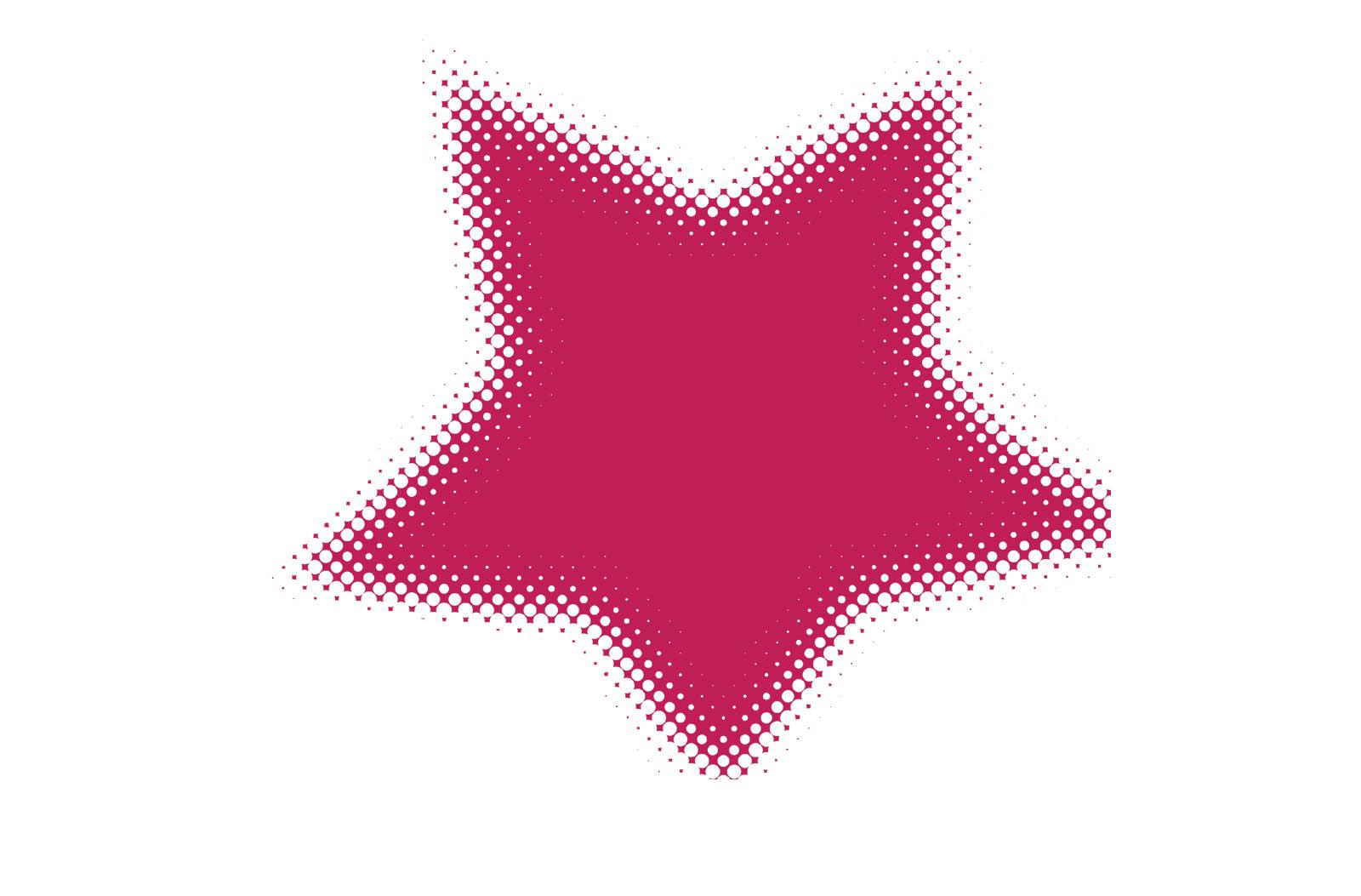 autocad图中的五角星是 怎么画 出来的图片