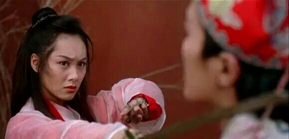但是因为一部《大话西游》,此后她成了紫霞仙子的代名词.图片