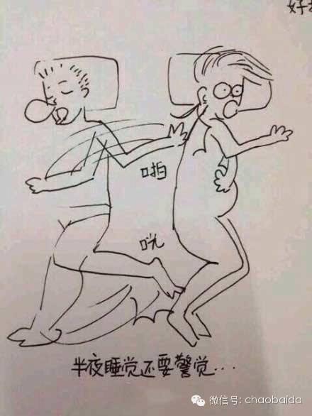 虐孕妇漫画_孕妇睡觉的各种虐取消只看楼主