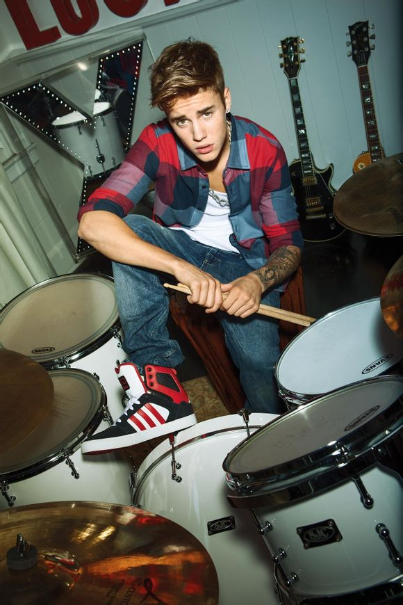Justin bieber style shoes