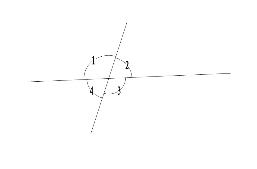 画一条直线 四个角