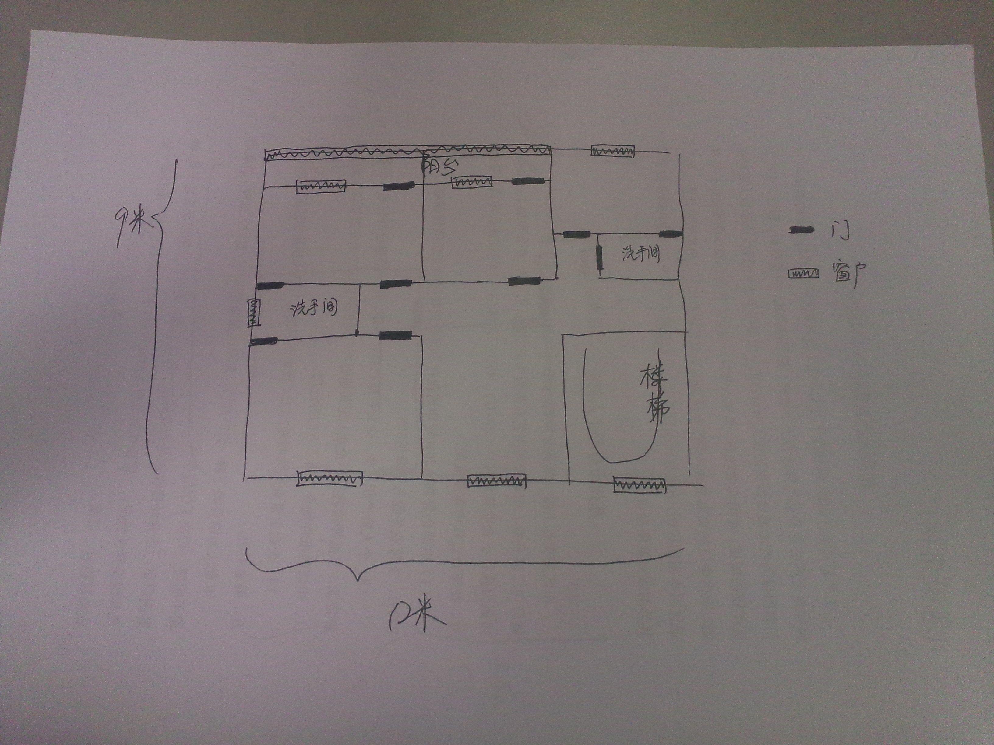 120平米带车库房屋设计图_120平米带车库房屋设计图分