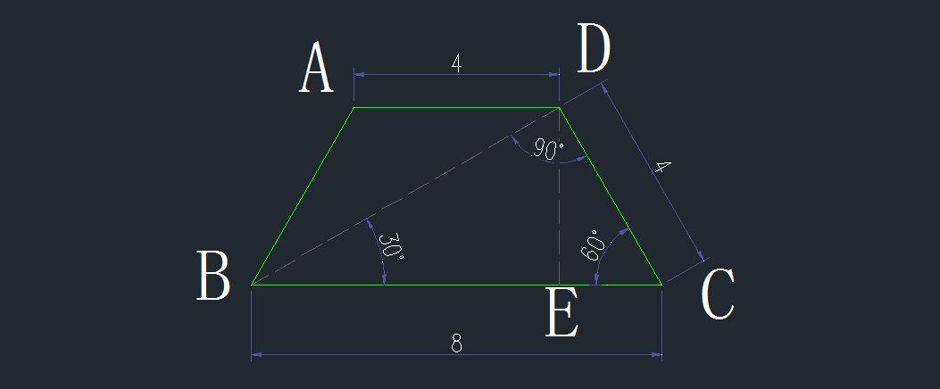 45道几何题(初一)及答案图片