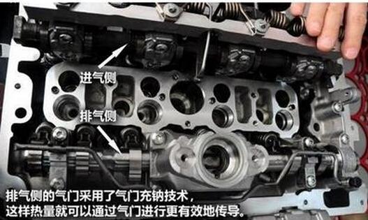 宝马n52发动机进气电磁阀位置图片