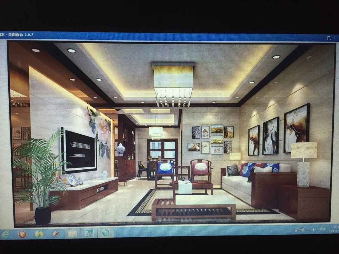 电视背景墙边框是茶色玻璃,中间配什么颜色好呢图片