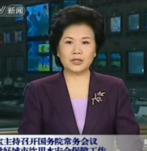 河北新闻联播主播图片
