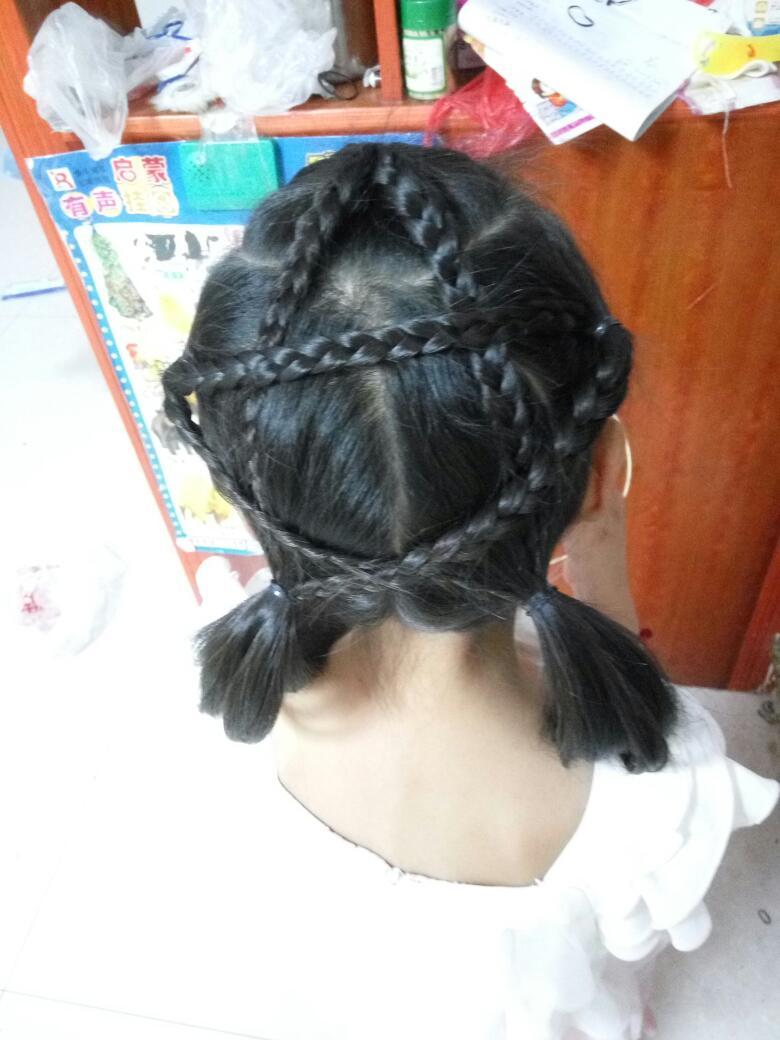 > 发型 > 男童理发发型五角星图片