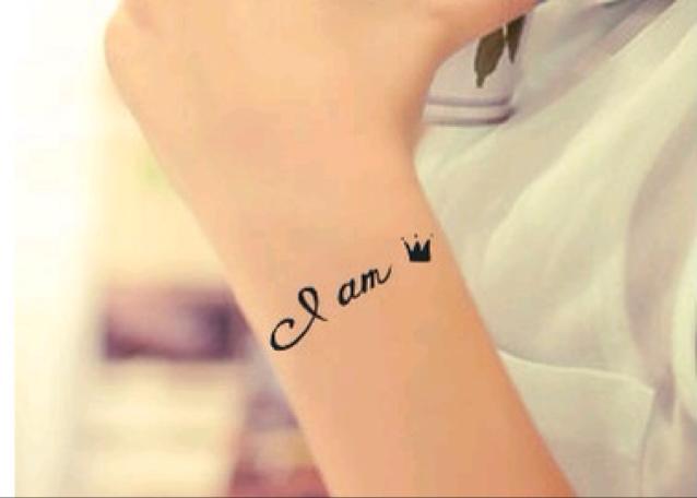 女生纹身纹什么好?