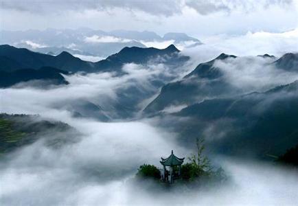 仙居神龙谷景区