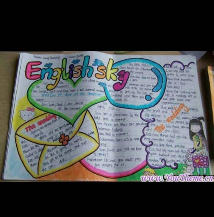 用英语来介绍一张我的照片并写出英语作文