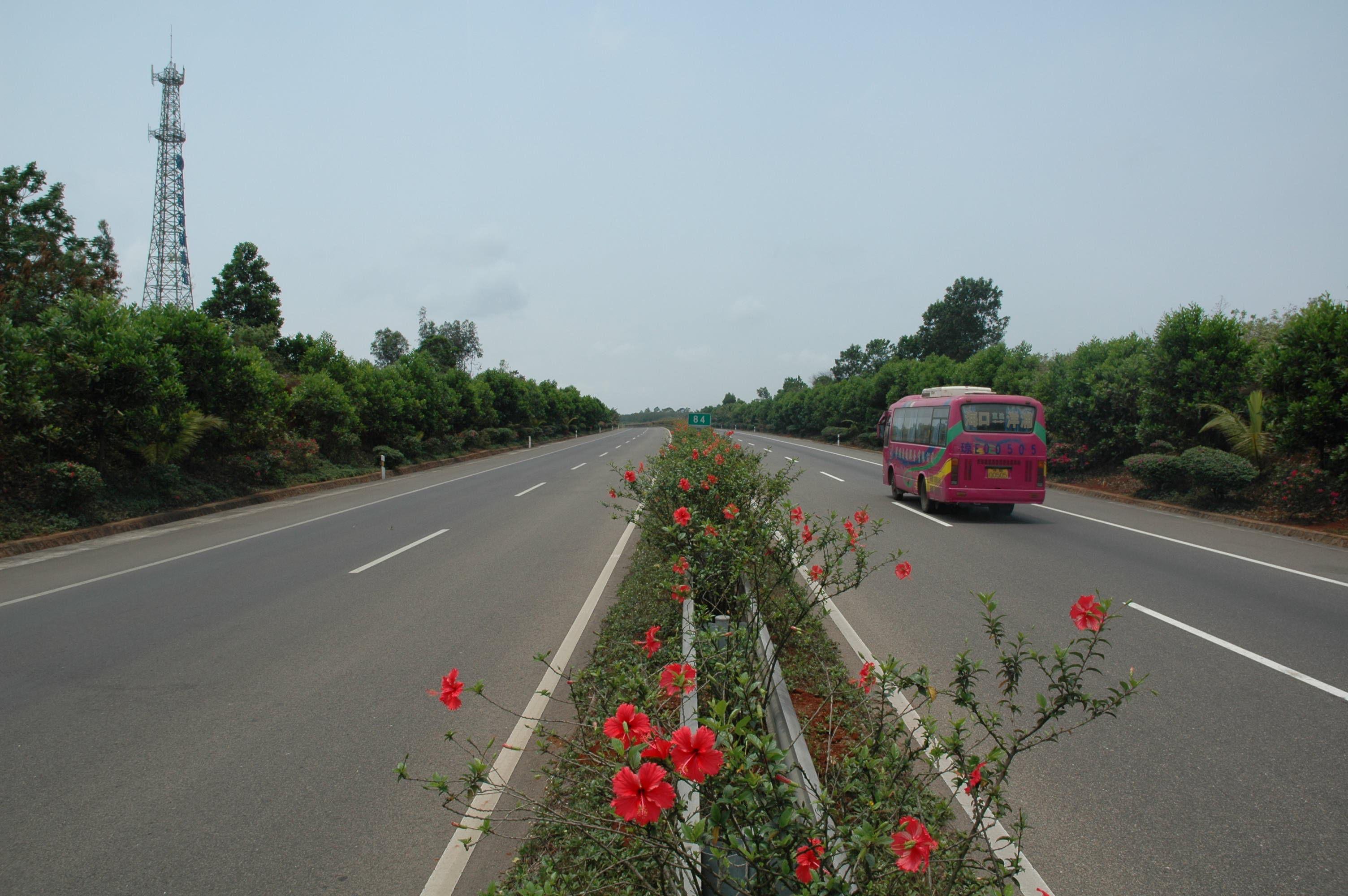 海南环岛高速多少公里