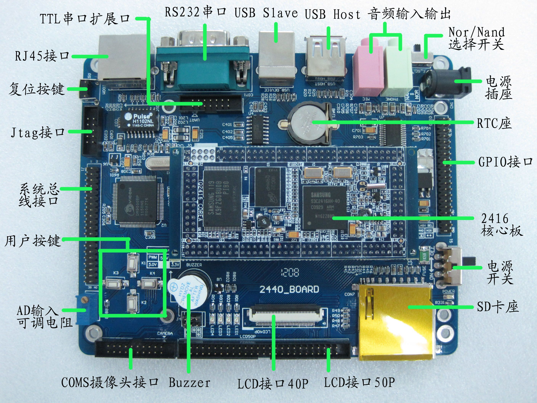 跪求 tq2440开发板 7寸lcd触摸屏套装 的光盘资料高清图片