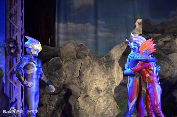 这个片段出自奥特曼那个舞台剧?图片