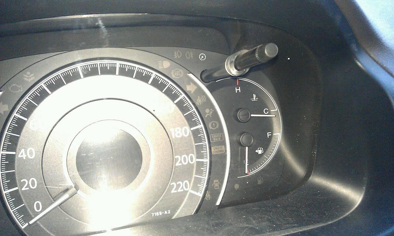 汽车仪表盘上的这个小杆是啥高清图片