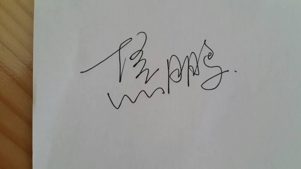谁能帮我写一个签名,名字是焦鹏!个性点的,写后照张照片发给我!图片
