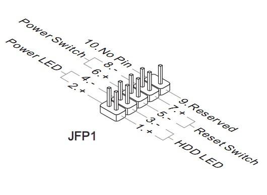同问微星880gm e41前端面板接口问题?图片
