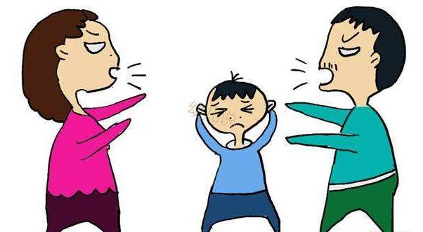 你和父母最激烈的吵架是因为什么事情?图片