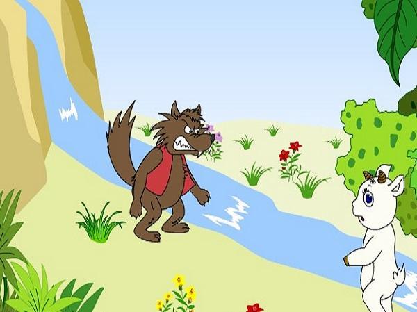 故事_狼和羊的故事的介绍