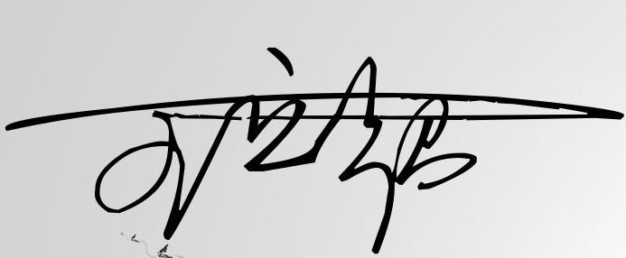 王立超姓名签名设计图片