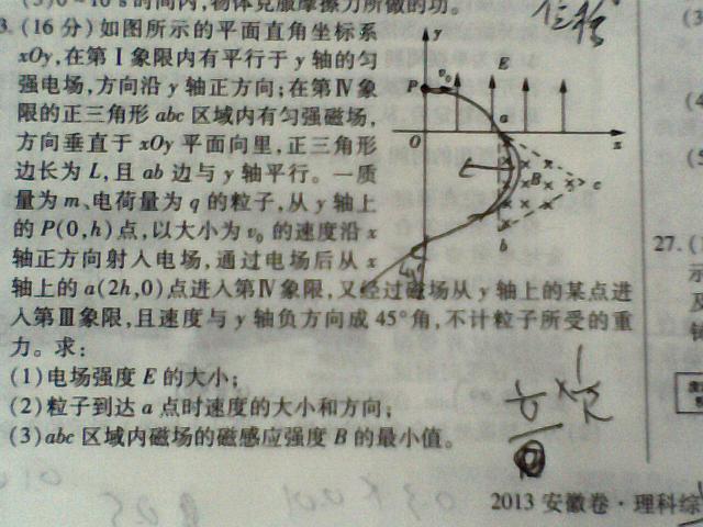高中物理,高考