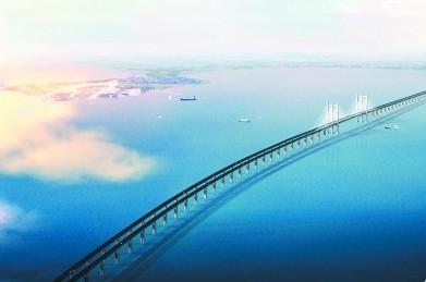 跨海大桥的图片图片