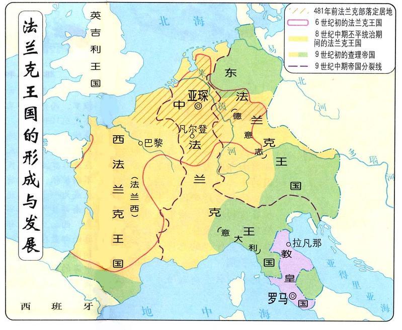 """""""蒙古帝国是由四大汗图片"""