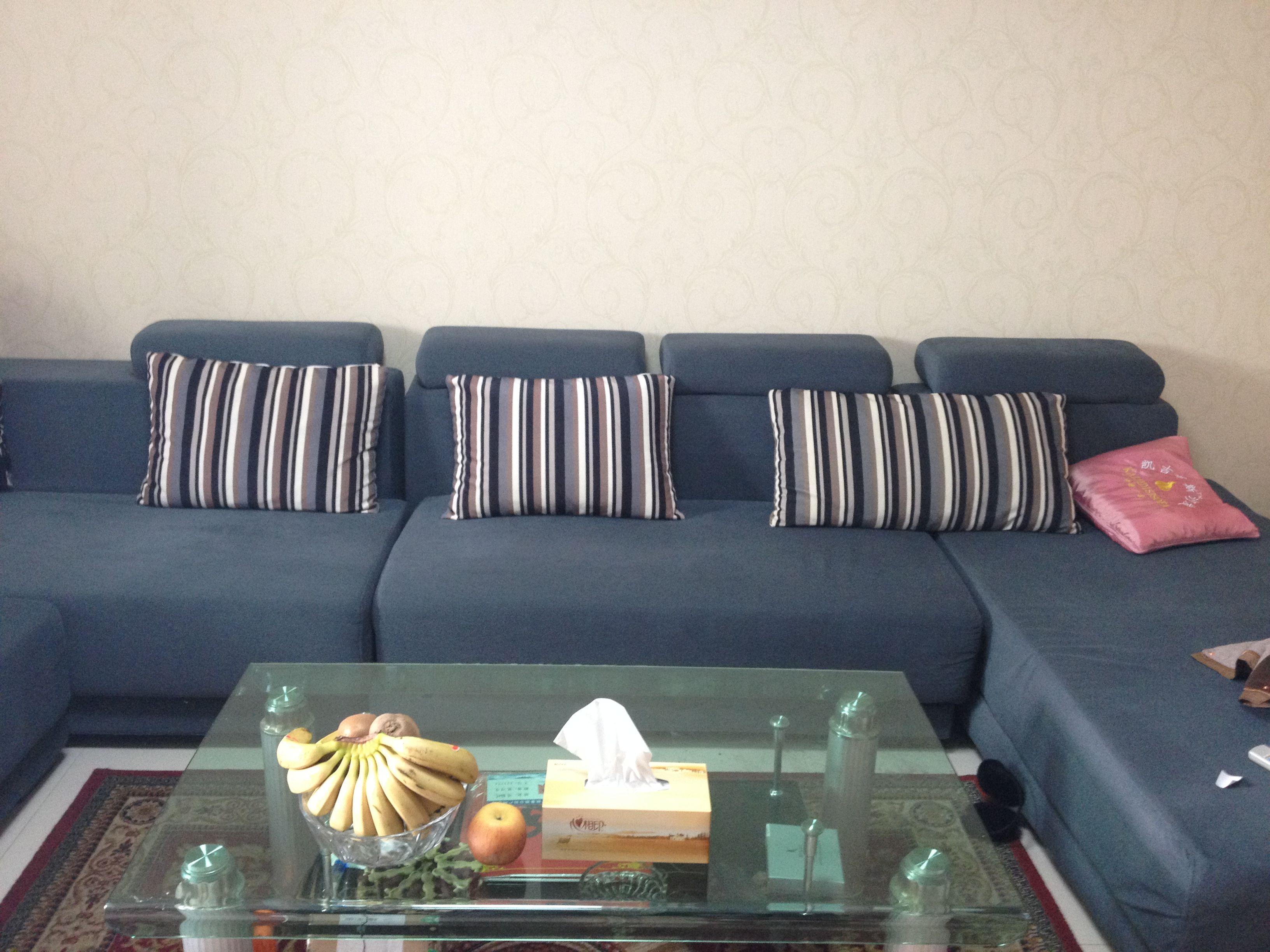 怎样选沙发垫颜色图片