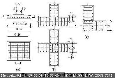 根据建筑地基基础监控规范(gb50007-2011)算出设计立杆的方案是装修设计应力招标公司图片