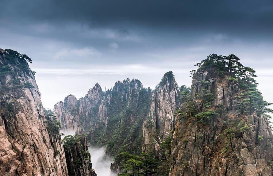黄山的风景名胜有哪些