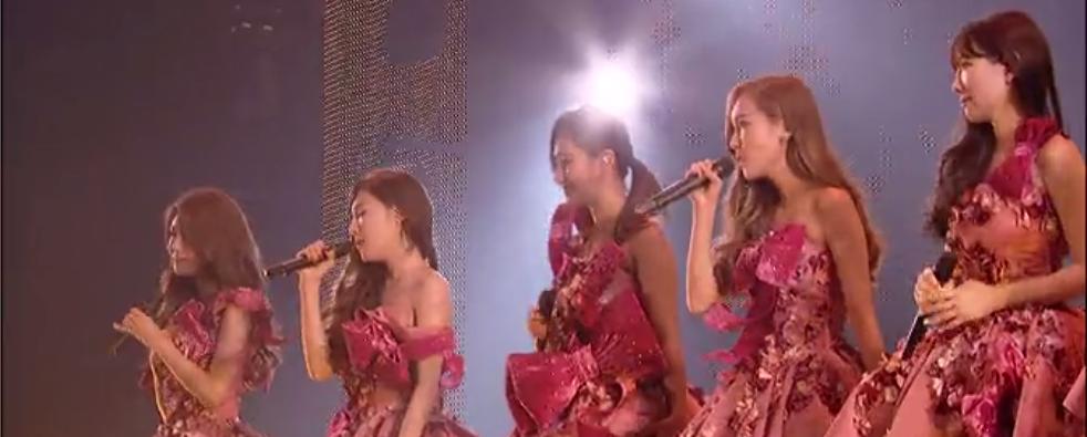 少女时代日本三巡的某一场演唱会求确认