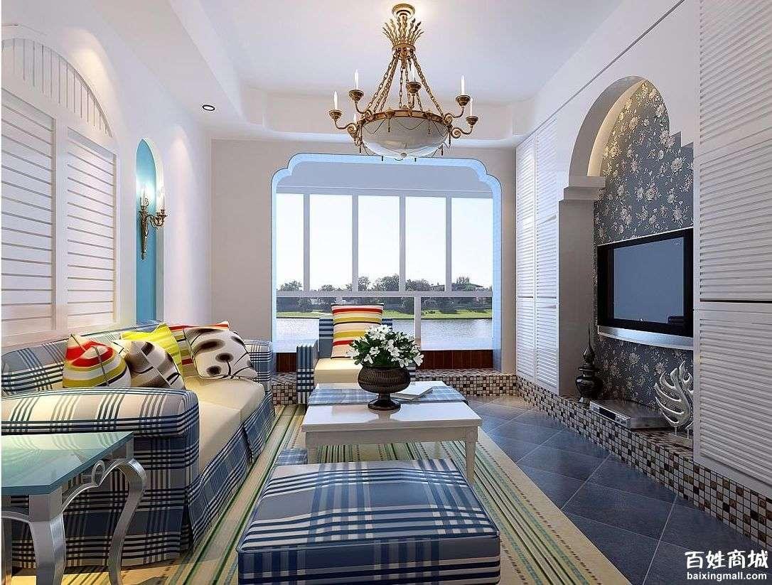 家居装修风格之地中海风格专题 地中海风格有什么特点呢 高清图片