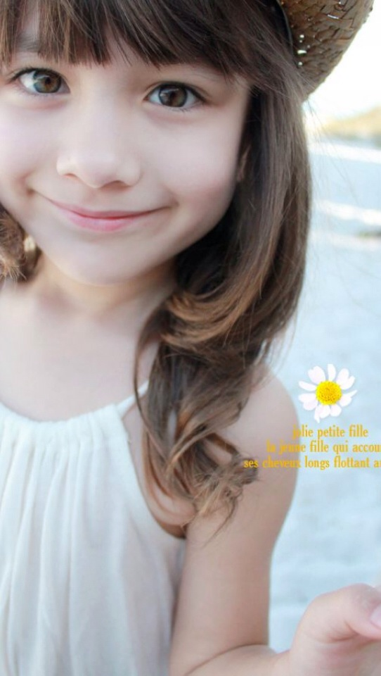 找一个 欧美模特小女孩