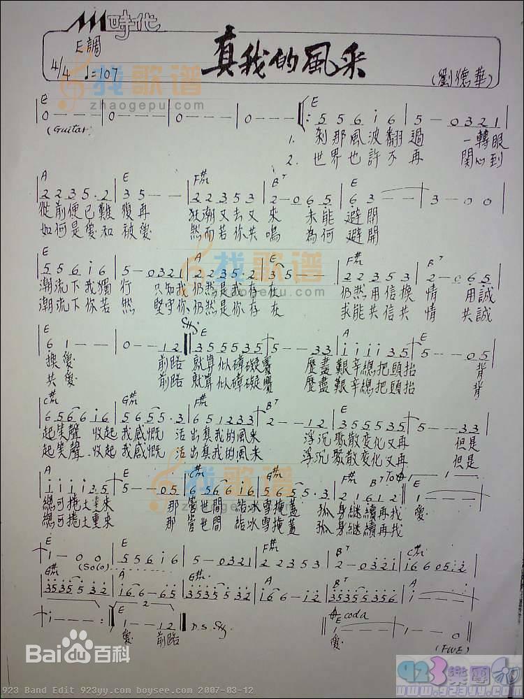 中国合伙人里的钢琴背景音乐.听钢琴曲的高人请进.图片