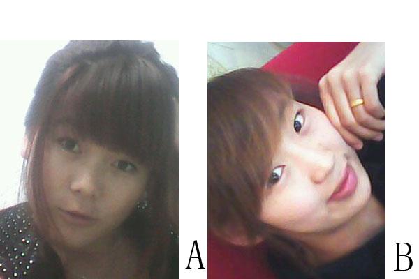 女生b部图片