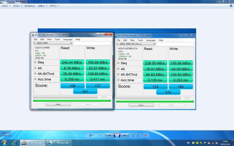 分区助手4k对齐_检测固态硬盘是否4k对齐的工具在哪里有下载呢?我用as