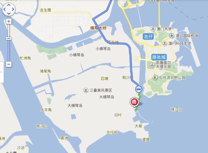 珠海长隆在哪个区