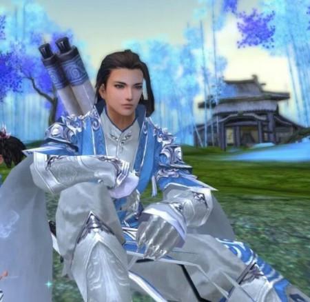 求个剑三成男唐门时装,最好有图片