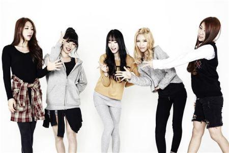 韩国最新女子组合mv