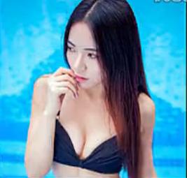 最近优酷来疯广告里的这个美女是谁啊