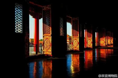 求宏伟大气的古风宫殿图图片