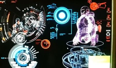 要包括rainmeter钢铁侠的动态桌面主题包还有一些开机时的音效例如ja图片