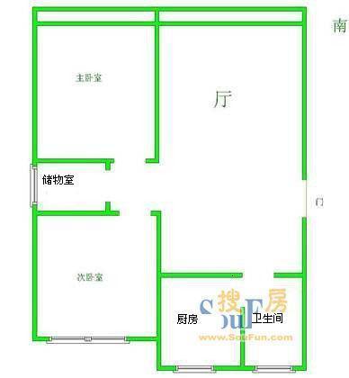 求80平米的房子设计图图片