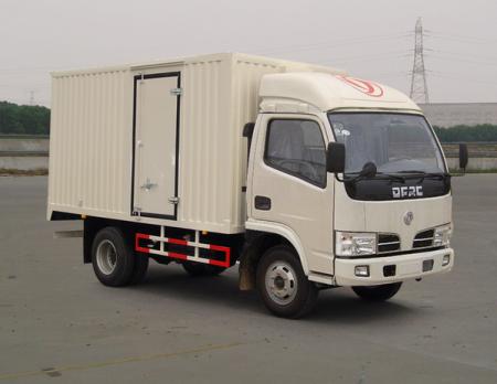 淮安哪里有3.3米厢式货车新车卖图片