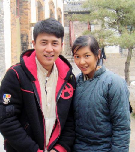 杜淳的老婆是谁