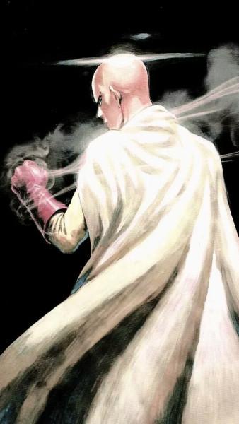 一拳超人琦玉壁纸