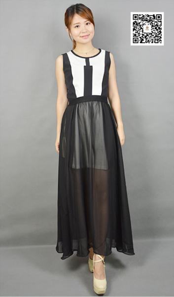 一米五能穿长款直筒裙么