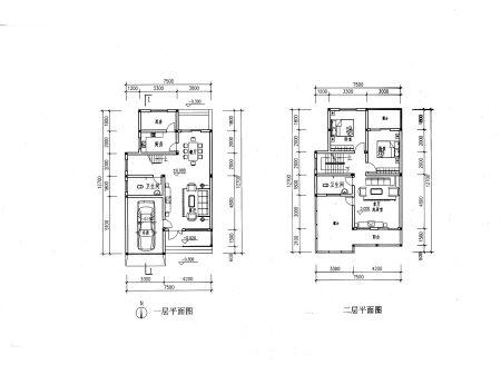 求农村自建房设计图一份,二间二层7.6米(两间,最好相同尺寸3.图片