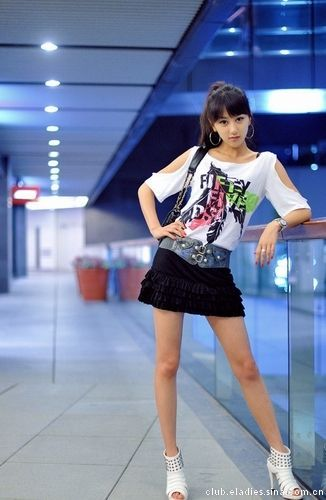 中国现代美女 百度知道 竖