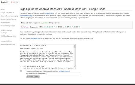 申请googlemapapikey在https://developers.com