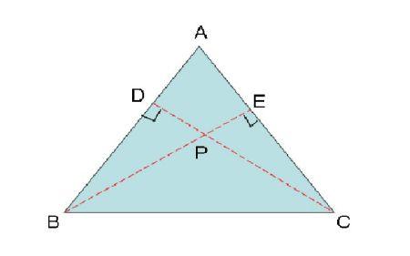 在锐角三角形abc中,cd和be分别是ab和ac边上的高,且cd图片
